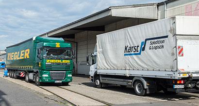 Karst GmbH – Fuhrpark